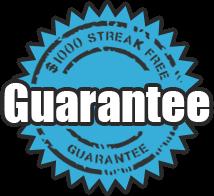 $1000 Guarantee